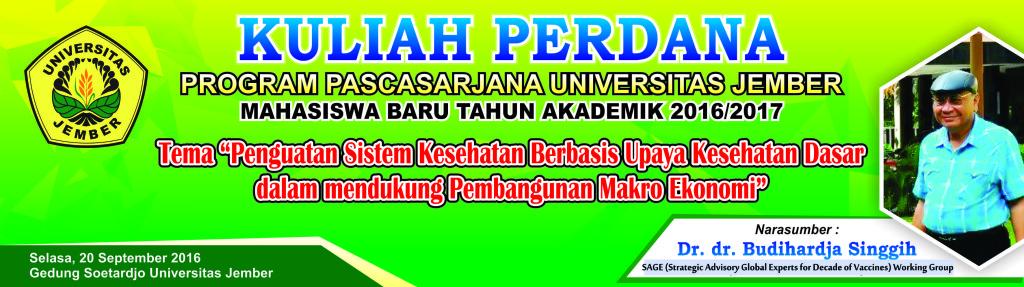 kuliah perdana 2016