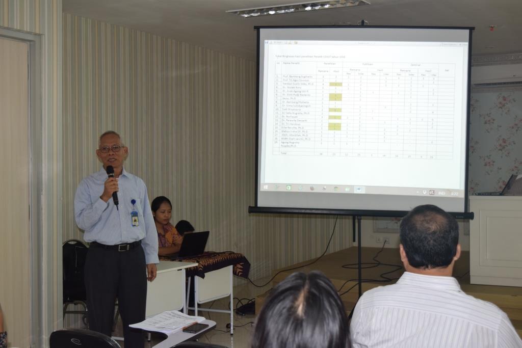 Prof. Bambang CDAST